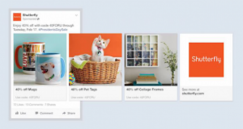 Facebook lancia i Product Ads