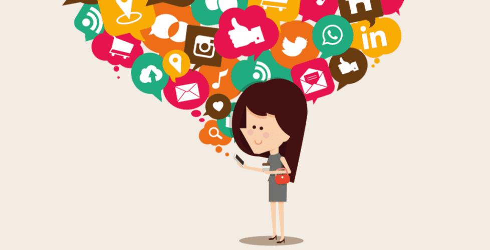 I Social Network piacciono alle giovani donne