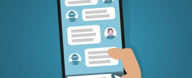"""Le """"Chatbot"""" sono il futuro della Customer Experience?"""