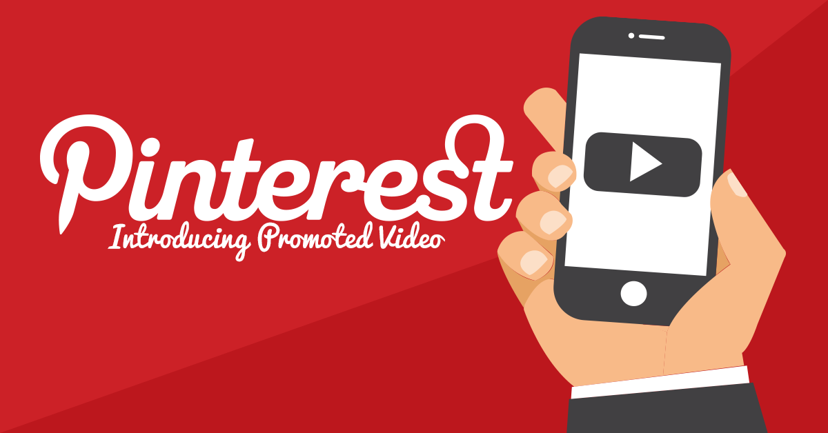 Pinterest: ecco i Promoted Video
