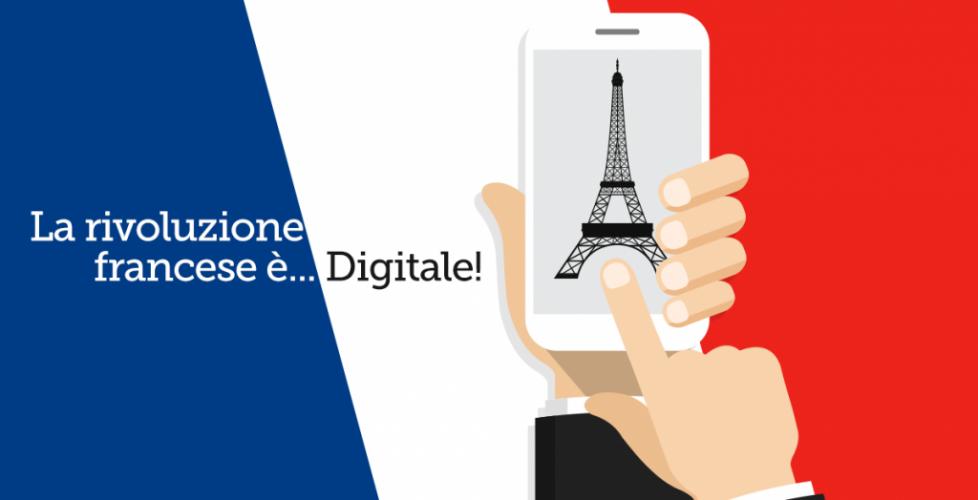 La rivoluzione francese è… Digitale!