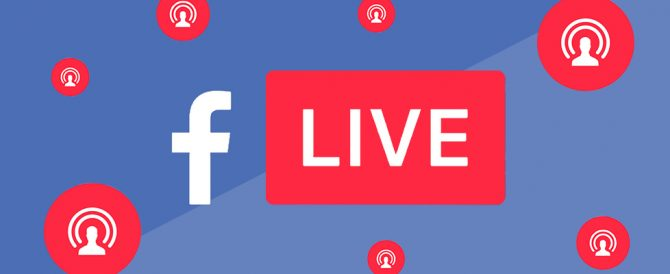 4 novità per i live video di facebook