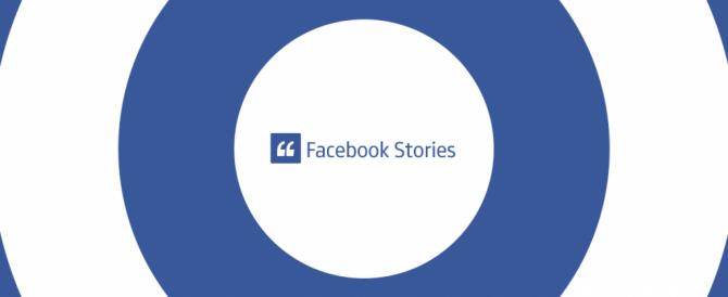 """Con Facebook sarà tutta un'altra """"Storia""""?"""