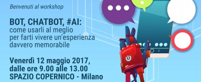 Chatbot e intelligenza artificiale