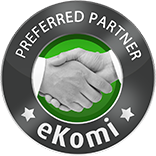 eKomi partnership