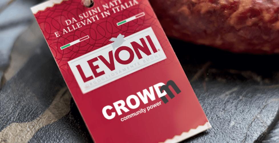 Levoni sceglie CrowdM per la sua digital e social strategy