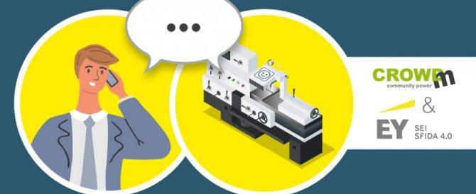 CrowdM diventa Partner EY ed entra a far parte della sua Digital Factory – Sfida 4.0