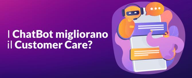 ChatBot per il Customer Care: funzionano davvero? | CrowdM