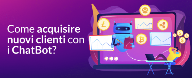 ChatBot: aumentare la Lead Generation con Intelligenza Artificiale