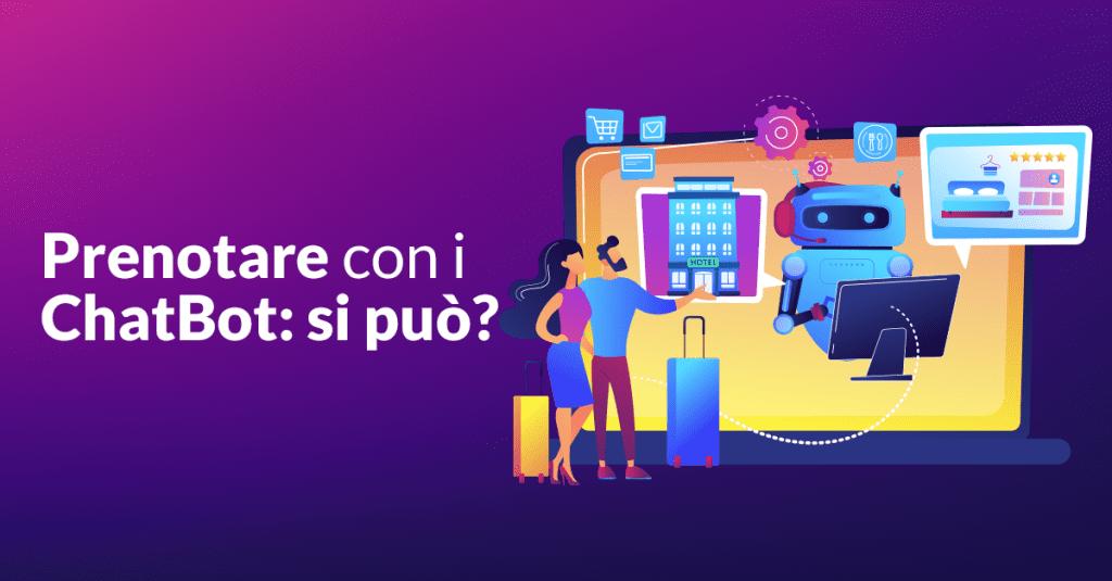 ChatBot: prenotare con Intelligenza Artificiale   CrowdM
