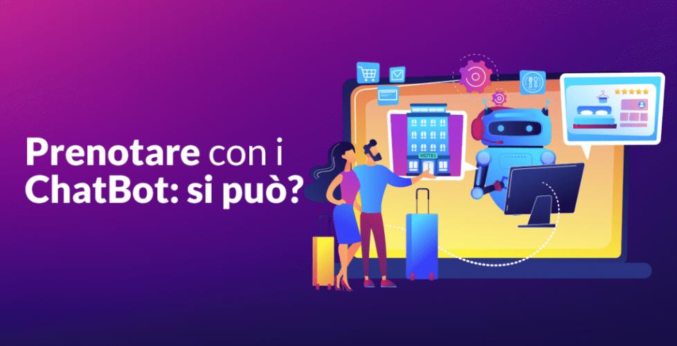 ChatBot: prenotare con Intelligenza Artificiale | CrowdM