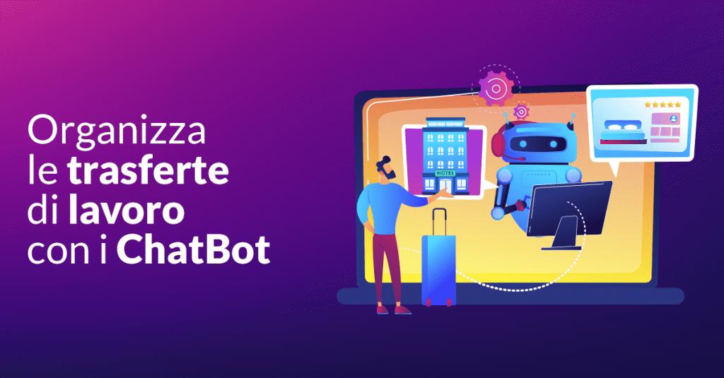 I ChatBot ti aiutano a prenotare le trasferte di lavoro   CrowdM