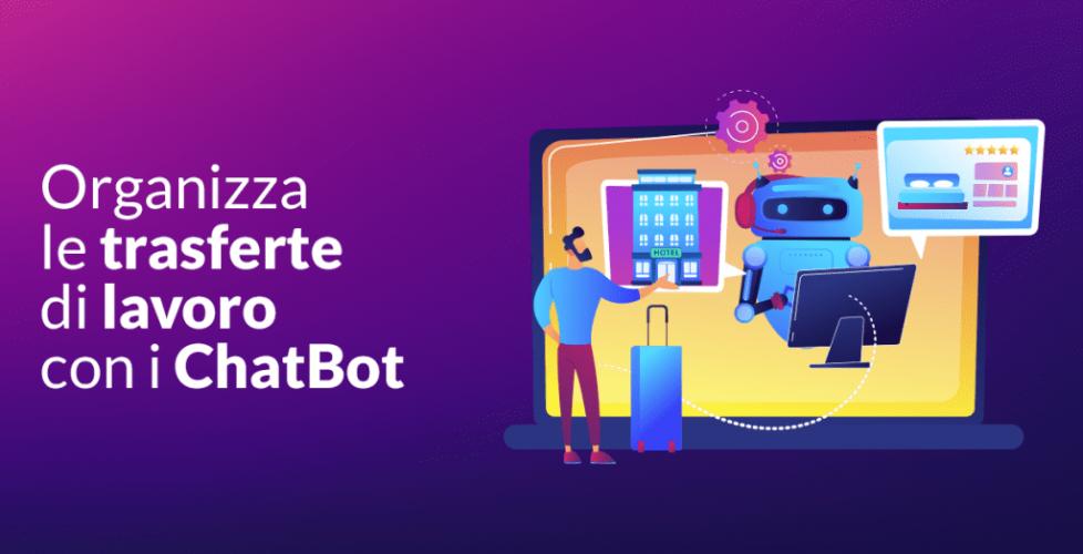 I ChatBot ti aiutano a prenotare le trasferte di lavoro | CrowdM