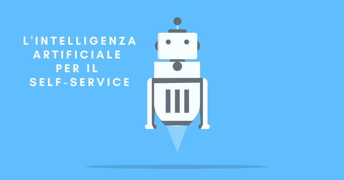 L'Intelligenza Artificiale rivoluziona l'assistenza clienti con soluzioni self-service 4