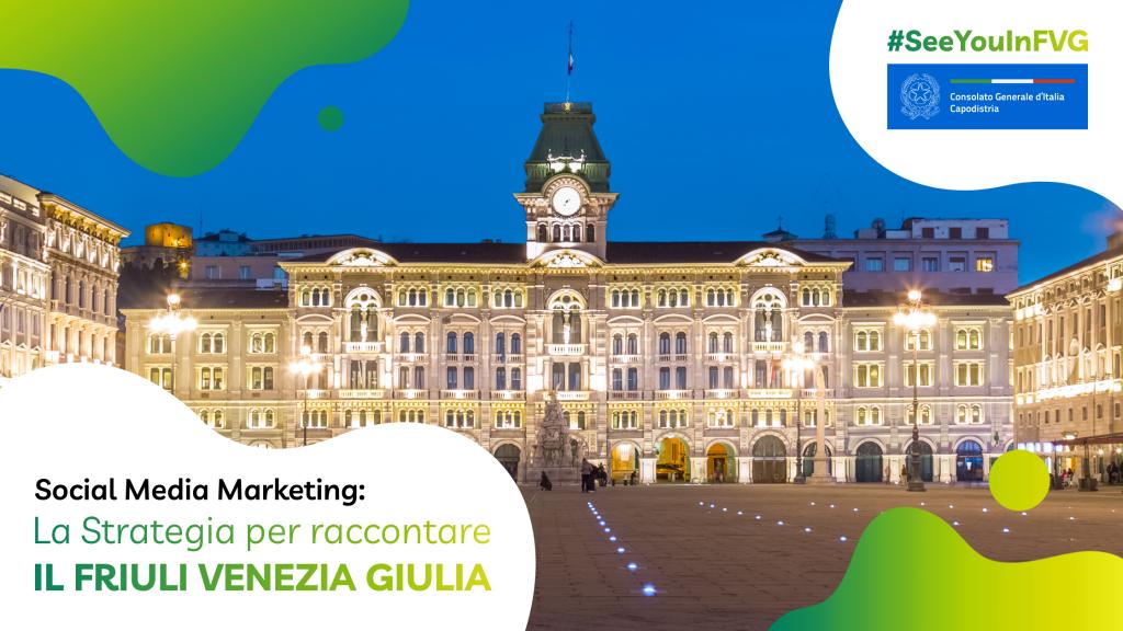 Una strategia di social media marketing per promuovere il turismo di prossimità transfrontaliero | CrowdM per il Consolato Italiano a Capodistria